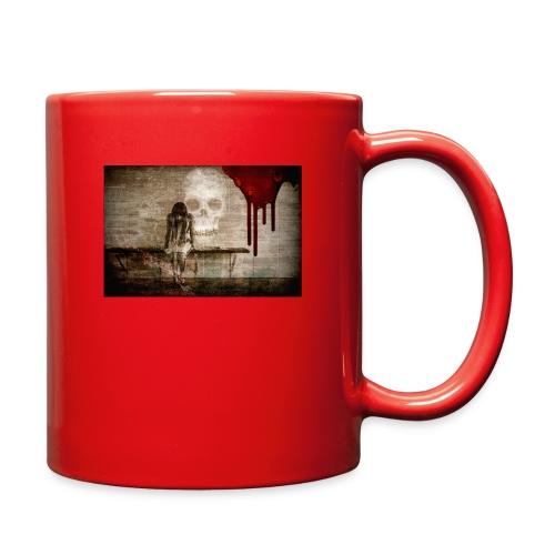 sad girl - Full Color Mug