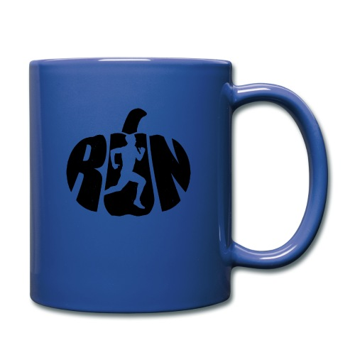 Halloween Running Pumpkin - Full Color Mug