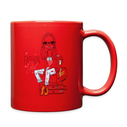 Fashion Girl Products - Full Color Mug