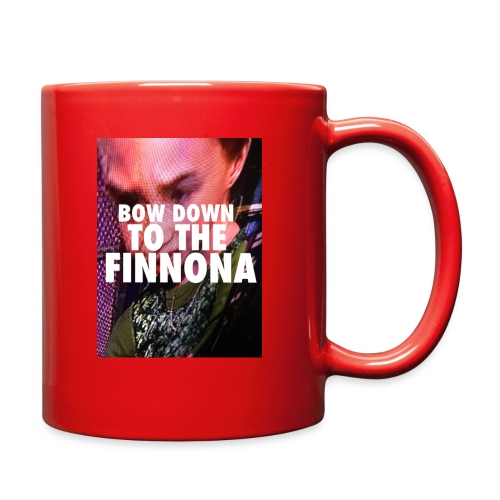 Bow Down To The Finnona - Full Color Mug