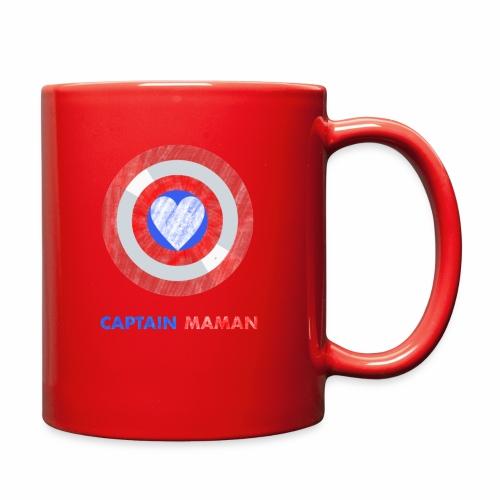 CAPTAIN MAMAN - Full Color Mug