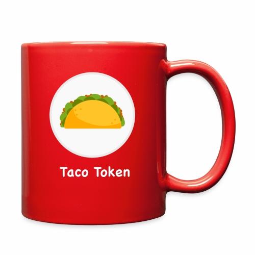 taconewwhite - Full Color Mug