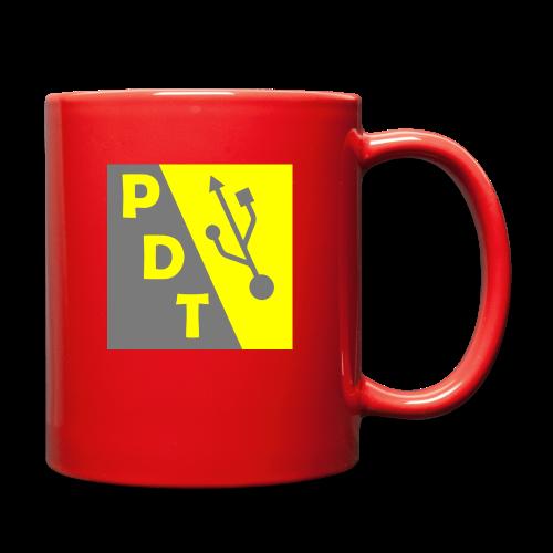 PDT Logo - Full Color Mug