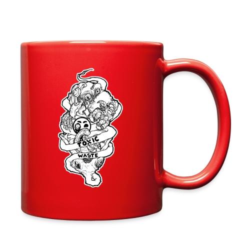 TOXIC WASTE - Full Color Mug