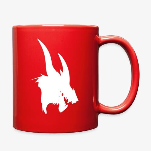 dragon sil - Full Color Mug