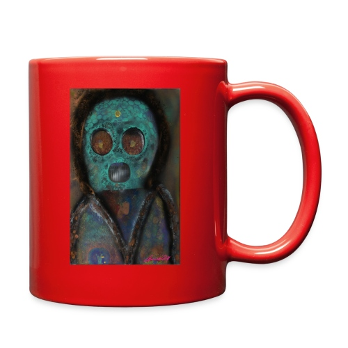 The galactic space monkey - Full Color Mug