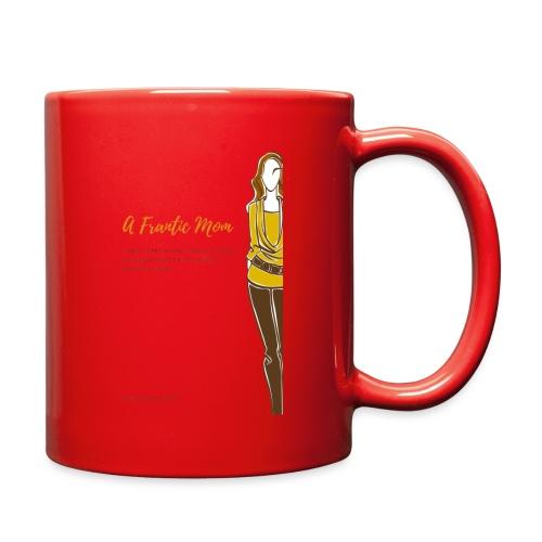 Proud Working Mom Gear - Full Color Mug