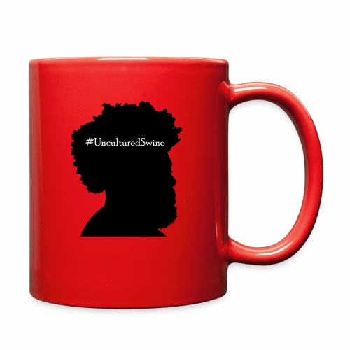 #UnculturedSwine - Full Color Mug