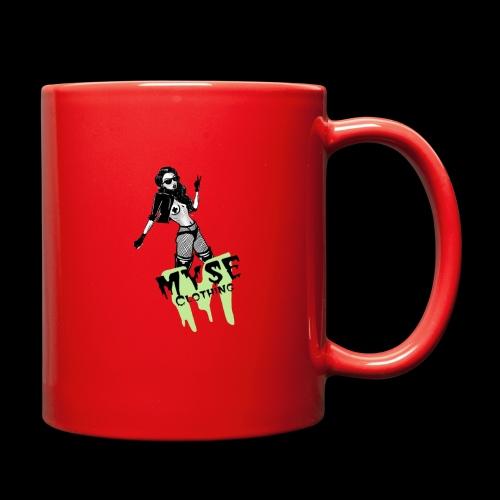 MYSE Clothing - badass babe - Full Color Mug