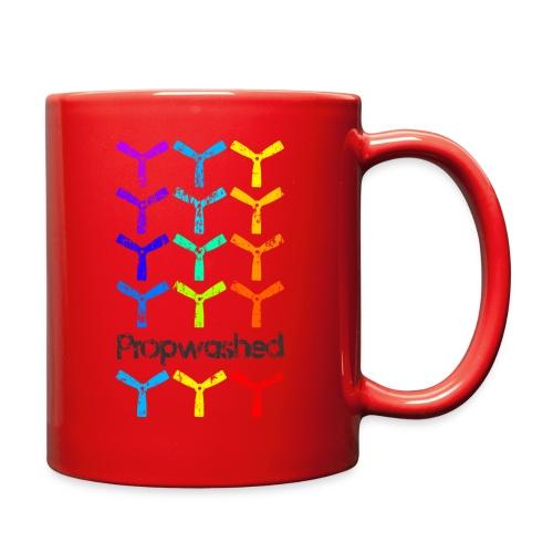 Propwashed Bullnose Prop Colors - Full Color Mug