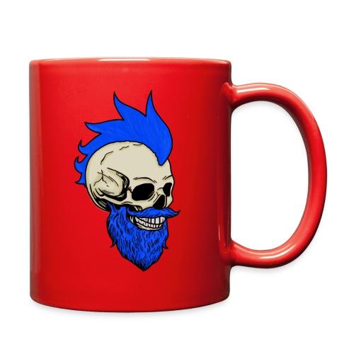 Matty Mohawk Skull - Full Color Mug