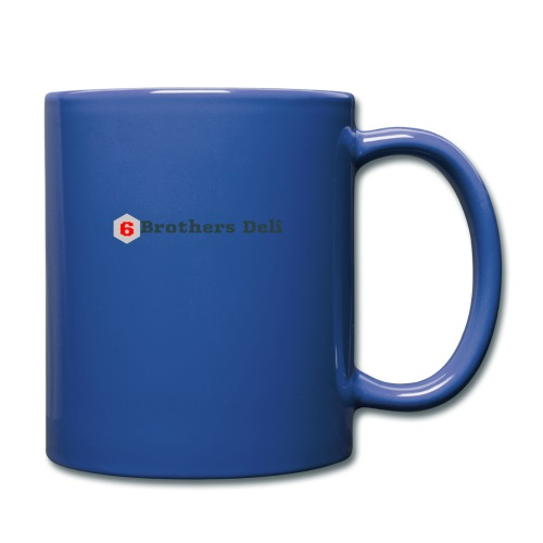 6 Brothers Deli - Full Color Mug
