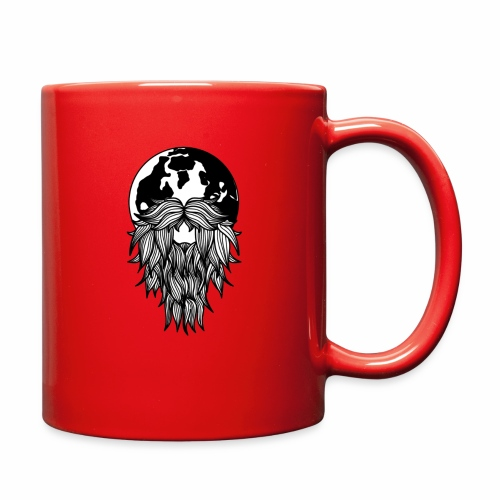 Wanderbeard - Full Color Mug