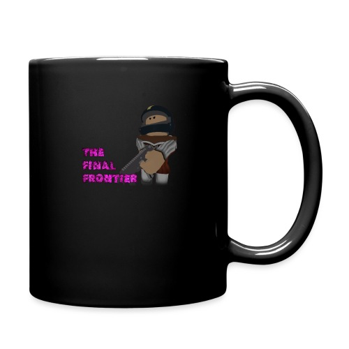 The Final Frontier Sports Items - Full Color Mug