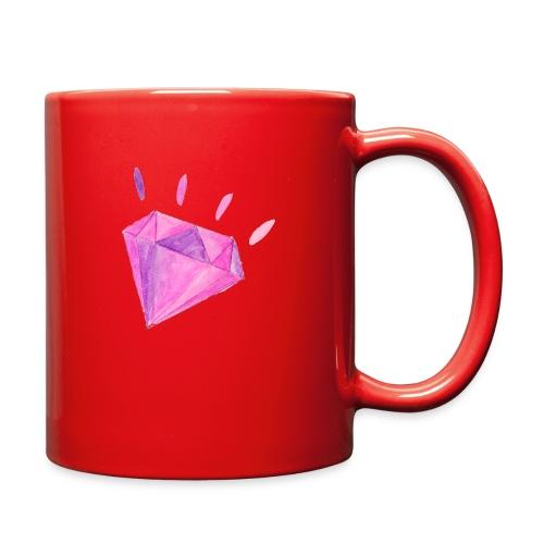 Watercolor Diamond - Full Color Mug