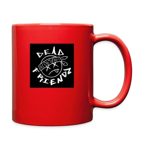 D.E.A.D FRIENDZ Records - Full Color Mug
