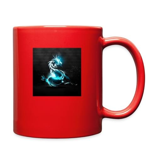 dragon light - Full Color Mug