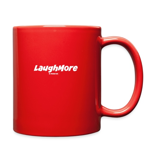 LAUGH MORE T-SHIRTS - Full Color Mug