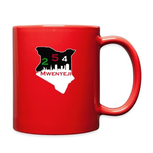 Mwenyeji Wa Kenya - Full Color Mug