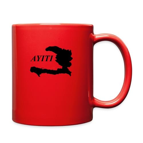 Hispaniola - Full Color Mug