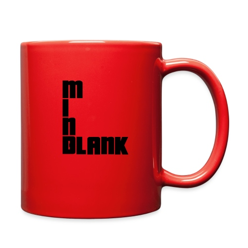 MindBlank Merchandise - Full Color Mug