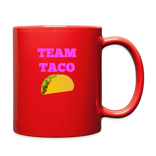 TEAMTACO - Full Color Mug