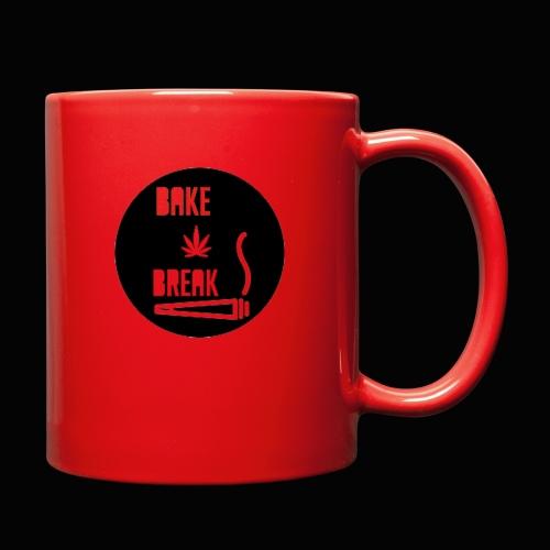 Bake Break Logo Cutout - Full Color Mug