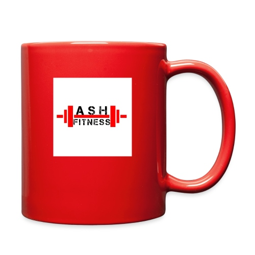 ASH FITNESS MUSCLE ACCESSORIES - Full Color Mug