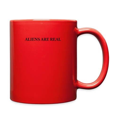 Aliens are Real - Full Color Mug