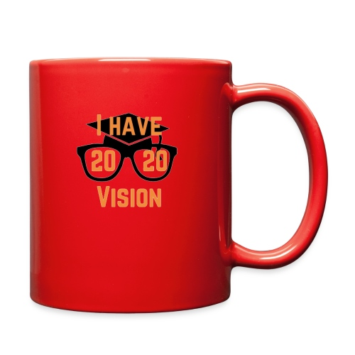 Class of 2020 Vision - Full Color Mug
