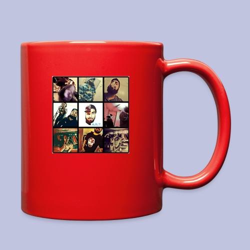 Throwback ART Mixtape Cover - Full Color Mug