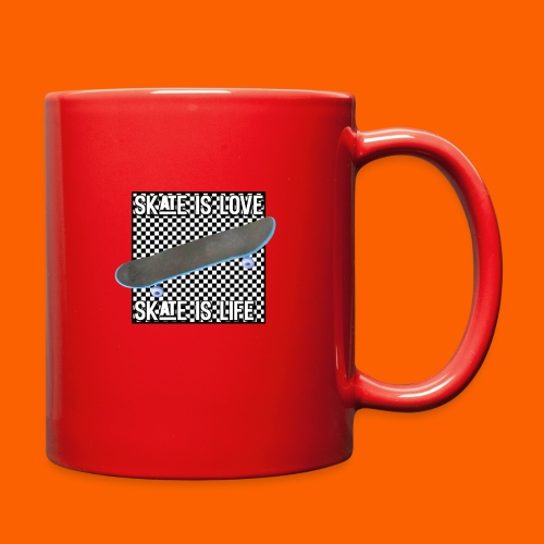 SK8 is Love - Full Color Mug