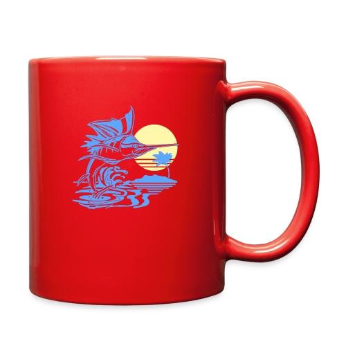 Sailfish - Full Color Mug