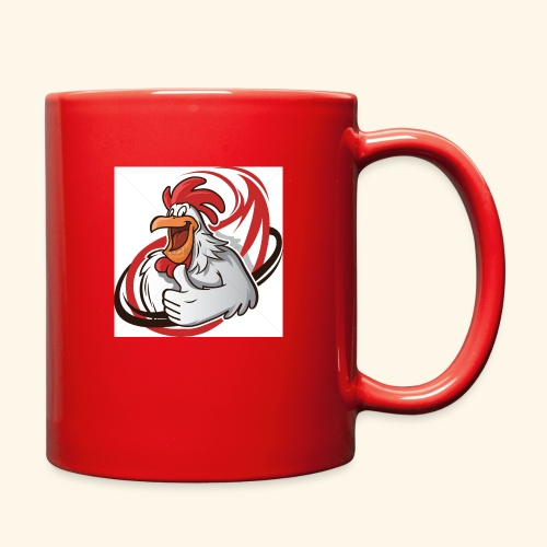 cartoon chicken with a thumbs up 1514989 - Full Color Mug