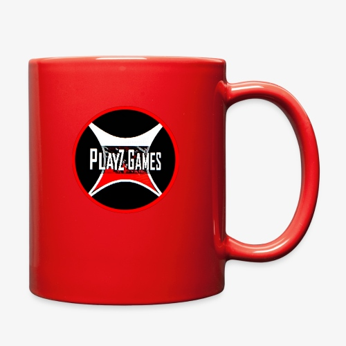 X PlayZ Games - Full Color Mug