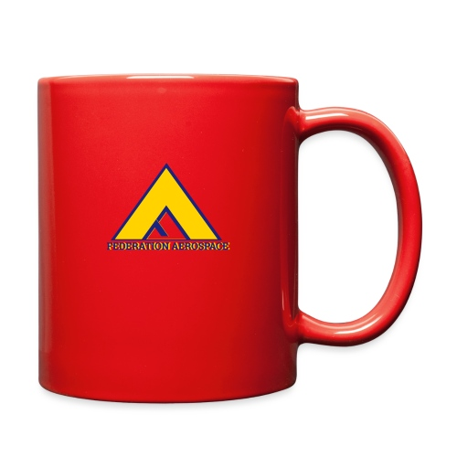 Federation Aerospace - Full Color Mug