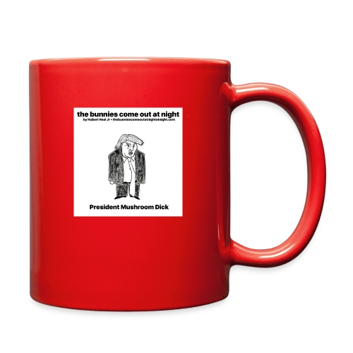 tbcoan Mushroom Dick - Full Color Mug