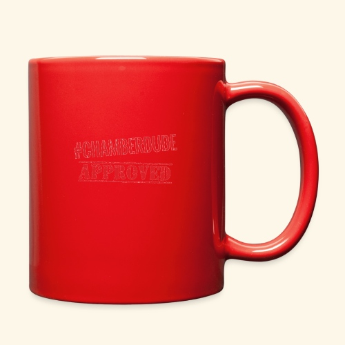 Chamber Dude Approved - Full Color Mug