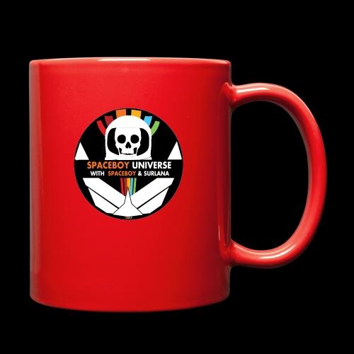 Spaceboy Universe Logo - Full Color Mug