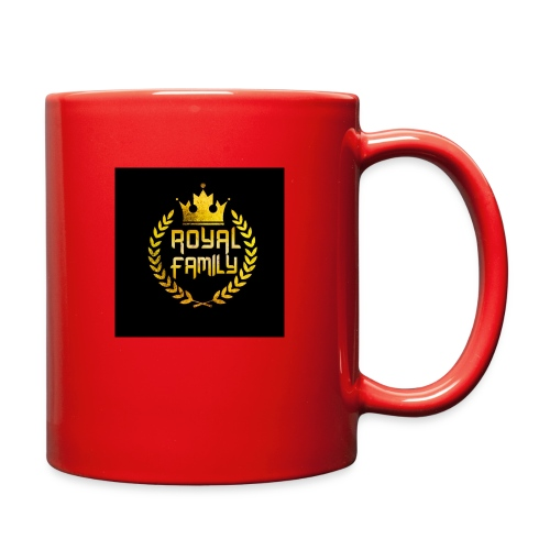 The Royal Family Merch - Full Color Mug