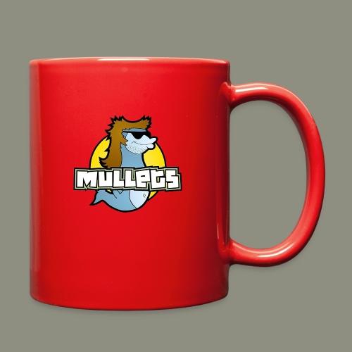 mullets logo - Full Color Mug