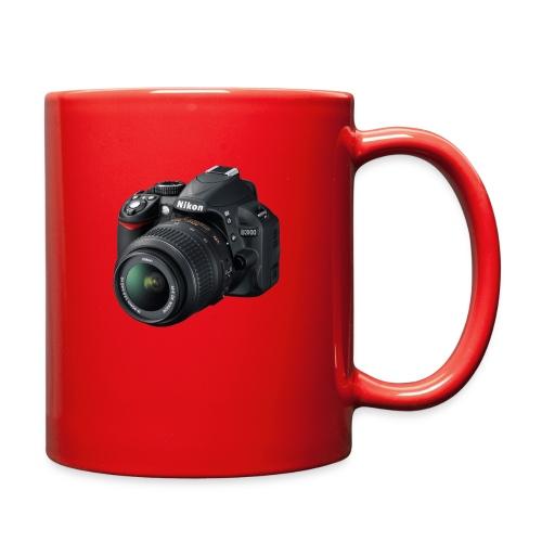 photographer - Full Color Mug