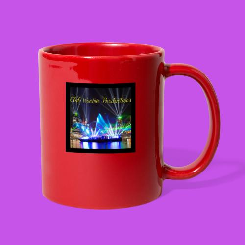 Club Wormie Productions 3 - Full Color Mug