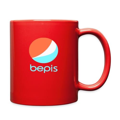 The Best Beverage - Bepis - Full Color Mug