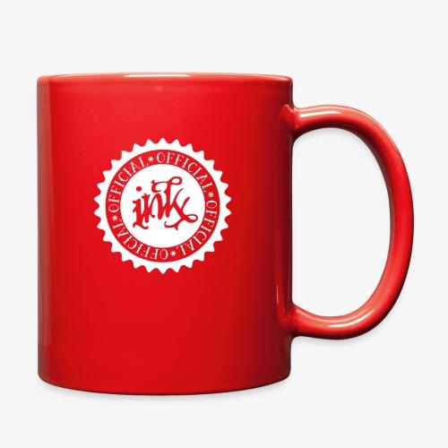 official white - Full Color Mug