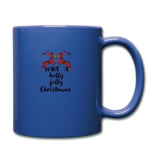 Holly Jolly Christmas - Full Color Mug