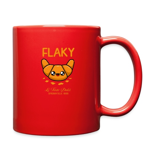 Flaky Croissant - Full Color Mug