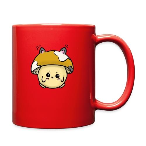 Kitten Mushru (Mitten) - Full Color Mug