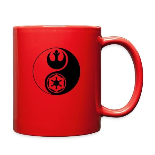 Star Wars Yin Yang 1-Color Dark - Full Color Mug