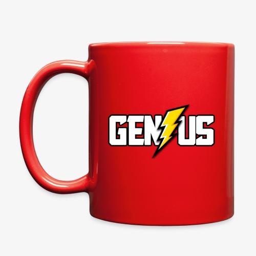 Speed of Genius - Full Color Mug